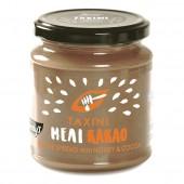 Кунжутная паста тахини с медом и какао KANDY'S 300г стекло