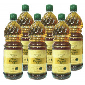 Attica Food оливковое масло Pomace 6штх1л пластик (1шт=448р)