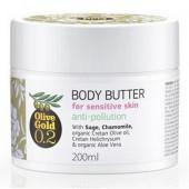 Olive Gold 0.2 Крем масло для чувствительной кожи тела 200мл