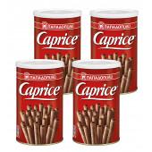 Вафли венские с фундуком и шоколадным кремом Caprice 4штх250г жесть (1шт=302р)