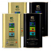 НАБОР 2шт Sellas оливковое масло Extra Virgin 0,3% c п/o Пелопоннес 1л жесть + 2шт Sellas оливковое масло Extra Virgin 0,3% P.D.O. Kalamata c п/o Пелопоннес 1л жесть (1шт=848р)
