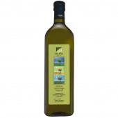 Sellas оливковое масло GREEN Extra Virgin нефильтрованное 0,2% с п/о Пелопоннес 1л стекло