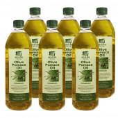 Sellas оливковое масло Pomace c п/o Пелопоннес 6штх1л пластик (1шт=399р)