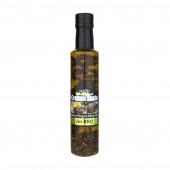 Cretan Taste оливковое масло Extra Virgin с травами для барбекю с о.Крит 250мл стекло