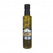 Cretan Taste оливковое масло Extra Virgin с травами для рыбы с о.Крит 250мл стекло