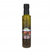 Cretan Taste оливковое масло Extra Virgin с травами для курицы с о.Крит 250мл стекло