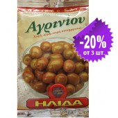 """Ilida оливки """"Аgriniou"""" в оливковом масле Extra Virgin 250г фольга"""