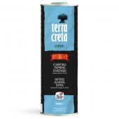Terra Creta Estate оливковое масло Extra Virgin с о.Крит 500мл жесть