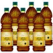 Attica Food оливковое масло Pomace 6штх1л пластик (1шт=352р)