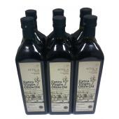 Attiсa Food оливковое масло Extra Virgin 0,3% с п/о Пелопоннес 6штх1л стекло (1шт=792р)