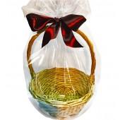 Подарочная упаковка (корзина+оформление)