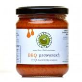 Amvrosia Gourmet соус барбекю средиземноморский 200г стекло