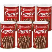 Вафли венские с фундуком и шоколадным кремом Caprice 6штх250г жесть (1шт=302р)
