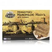 Халва с миндалем Монастырская Delphi 200г
