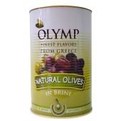 Olymp зеленые оливки размер 71/90 б/к в рассоле 4400г жесть