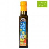 Delphi оливковое масло для детей Extra Virgin Organic (Bio) с о.Крит 250мл стекло