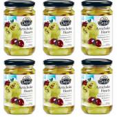 """Delphi артишоки в масле с сушеными томатами и маслинами """"Kalamata"""" 6штх270г стекло (1шт=323р)"""