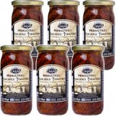 Delphi томаты Монастырские сушеные в подсолнечном масле 6штх340г стекло (1шт=238р)