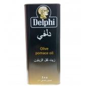 Delphi оливковое масло Pomace 5л жесть