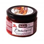 Delphi брускетта из печеного перца 230г стекло
