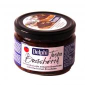 Delphi брускетта из сушеных томатов 230г стекло