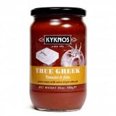 Kyknos соус из томатов и феты 709г стекло