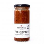 Naoumidis соус из грибов и перца BIO 260г стекло