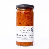 Naoumidis соус из сладкий перца и баклажанов BIO 260г стекло