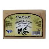 Knossos натуральное оливковое мыло белое 100г