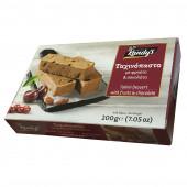 Десерт из кунжута с фруктами и шоколадом KANDY'S 200г