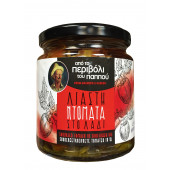 Kontos томаты вяленые в подсолнечном масле 270г стекло