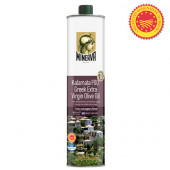 Minerva оливковое масло Extra Virgin Kalamata P.D.O. c п/o Пелопоннес 750мл жесть
