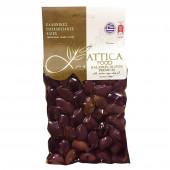 "Attica Food оливки ""Kalamon"" PREMIUM в оливковом масле Extra Virgin 250г вакуум"