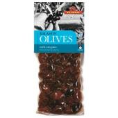 "Ilida маслины ""Каламон"" с орегано 150г вакуум"