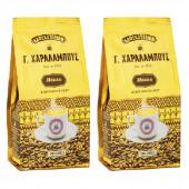 2шт Charalambous GOLD кофе молотый с о.Кипр 500г фольга (1шт=948р)