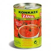 Zanae кусочки помидоров в собственном соку 400г жесть