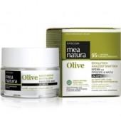 Mea Natura оливковый увлажняющий крем 24-часового действия для лица и глаз 50мл