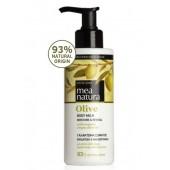 Mea Natura натуральное молочко для тела с оливковым маслом 250мл