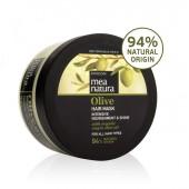 Mea Natura натуральная маска для волос с оливковым маслом 250мл