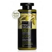 Mea Natura восстанавливающий кондиционер для волос с оливковым маслом 300мл