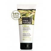 Mea Natura натуральный крем для рук c оливковым маслом 100мл