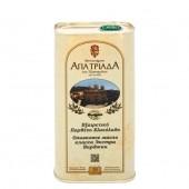Agia Triada Монастырское оливковое масло Extra Virgin с о.Крит 1л жесть