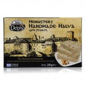 Халва с арахисом Монастырская Delphi 200г