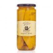 """Nestos желтый печеный сладкий перец """"Ктима Мпармпа Гианни"""" 450г стекло"""