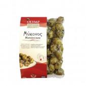 Olymp зеленые оливки ''Миконские'' 500г вакуум