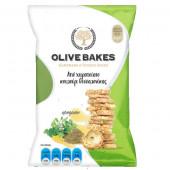 Сухарики пшеничные с орегано, Olive Bakes, 80г