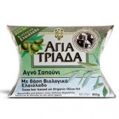 Agia Triada оливковое мыло c о.Крит 80г