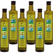 Sellas оливковое масло GREEN Extra Virgin 0,3% нефильтрованное 6штх500мл стекло (1шт=480р)