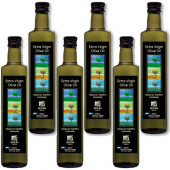 Sellas оливковое масло Extra Virgin 0,3% c п/o Пелопоннес 6штх500мл стекло (1шт=380р)