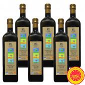 Sellas оливковое масло Extra Virgin P.D.O Kalamata 0,3% с п/о Пелопоннес 6штx1л стекло (1шт=893р)